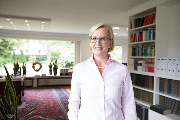 Frau Rentmeister